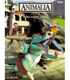 Animalia - DVD 4(Animalia)