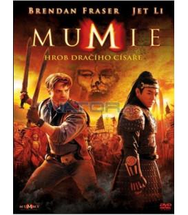 Mumie: Hrob Dračího císaře (Mummy: Tomb of the Dragon Emperor) DVD