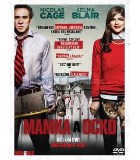 Mamka a ocko 2017 (Mom and Dad) DVD (SK obal)