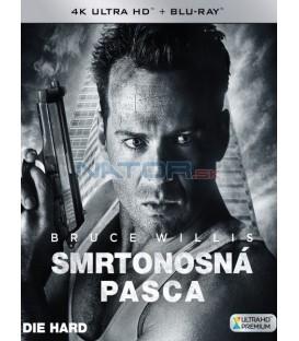 Smrtonosná pasca  - 1998 (Die Hard) (4K Ultra HD) - UHD+BD - 2 x Blu-ray  (SK obal)