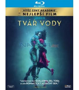 Tvář vody 2017 (The Shape of Water) Blu-ray