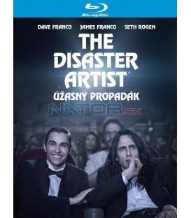 The Disaster Artist 2017 - Úžasný propadák - Blu-ray