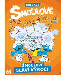 Šmoulové slaví výročí (The Smurfs) - kolekce - 5 DVD