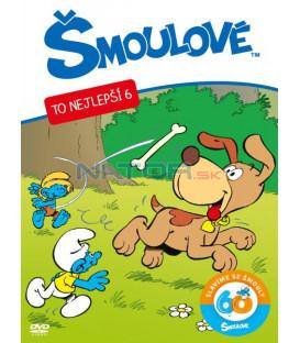 Šmoulové (The Smurfs 6 ) - To nejlepší 6 DVD