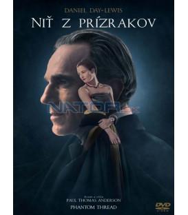 Niť z prízrakov 2017 (Phantom Thread) DVD (SK obal)