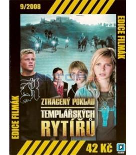 Ztracený poklad templářských rytířů (Tempelriddernes Skat) DVD