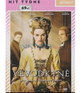 Vévodkyně (The Duchess) DVD