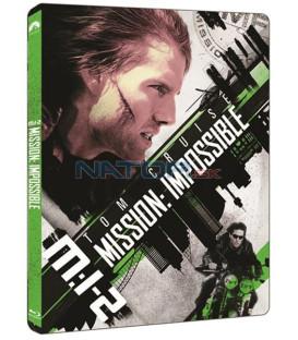 Mission: Impossible 2 - (4K Ultra HD) - UHD+BD - 2 x Blu-ray STEELBOOK