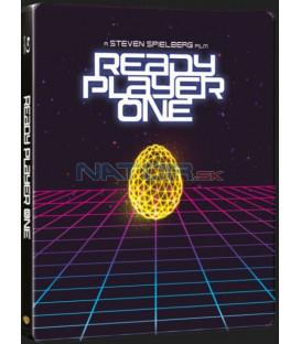 Ready Player One: Hra začíná 2018 (Ready Player One) Blu-ray 3D + 2D steellbook