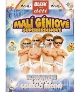 Supersmradi - Malí Géniové 2 (SuperBabies: Baby Geniuses 2) DVD