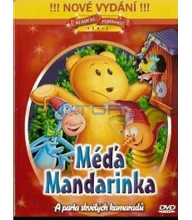 Méďa Mandarinka (The Tangerine Bear) DVD