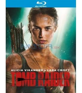 Tomb Raider 2018 Blu-ray