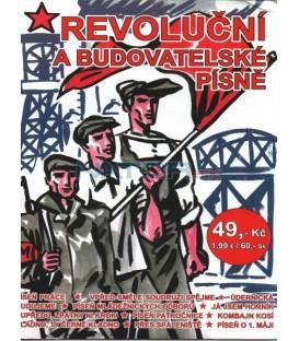 Revoluční a budovatelské písně CD