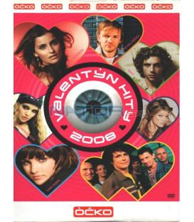 Valentýn hity 2008 DVD