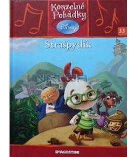 Strašpytlík kniha + CD- Kouzelné pohádky Disney 33