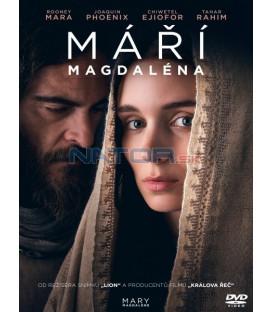 Máří Magdaléna 2018 (Mary Magdalene) DVD