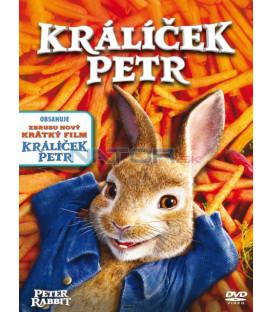 Králik Peter 2018 (Peter Rabbit) DVD (SK obal)