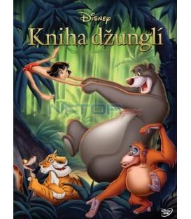 Kniha džunglí (The Jungle Book) Diamantová edice DVD