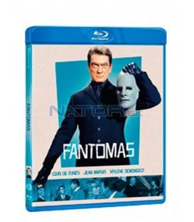 Fantomas 1964 (Fantômas) Blu-ray