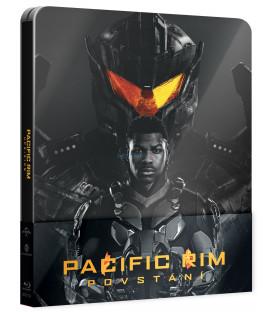Pacific Rim 2: Povstání 2018 (Pacific Rim: Uprising) Blu-ray Steelbook