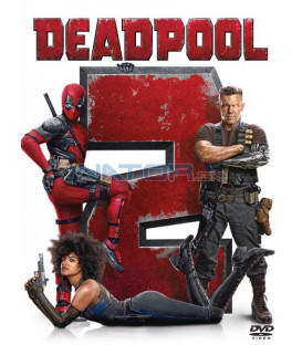 Deadpool 2 - 2018 DVD