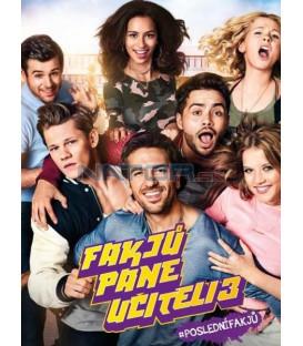 Fakjů pane učiteli 3 - 2017 (Fack ju Göhte 3) DVD