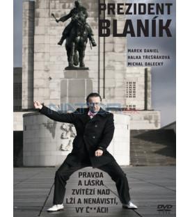 PREZIDENT BLANÍK 2018 DVD (SK OBAL)