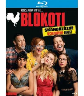 Blokoti 2018 (Blockers) Blu-ray (SK OBAL)