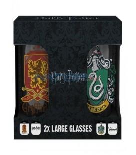 Sklenice Harry Potter - Erby set 2 ks