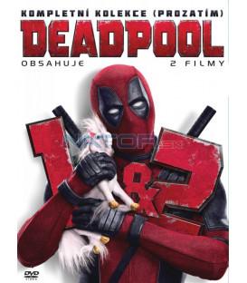 Deadpool kolekce 1+2 (2DVD)