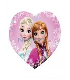 Polštářek Frozen růžový