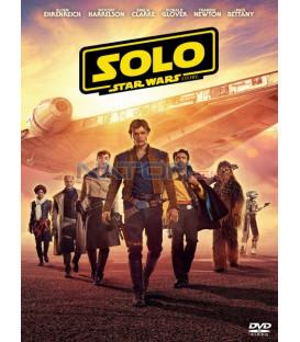 Solo: Star Wars Story 2018 DVD