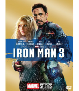 Iron Man 3 (Iron Man 3) - Edice Marvel 10 let