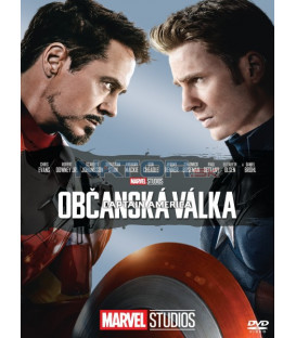 Captain America: Občanská válka (Captain America: Civil War) - Edice Marvel 10 let