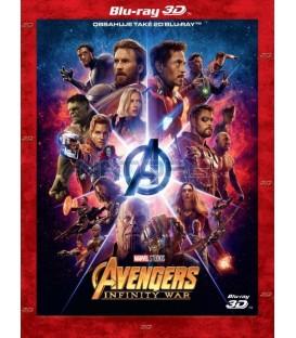 Avengers: Infinity War (Avengers: Infinity War) 2BD (3D+2D) - Limitovaná sběratelská edice