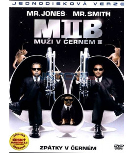 Muži v černém II (Men in Black 2) DVD