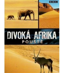 Divoká Afrika - DVD 3 - Pouště (Wild Africa - Deserts) DVD