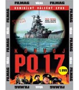 Konvoj PQ 17 - díly 1 a 2 DVD  (Konvoj PQ17)