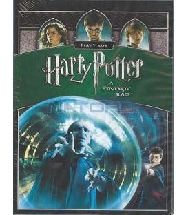 Harry Potter a Fénixův řád 1DVD (Harry Potter and the Order of the Phoenix)