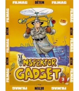 Inspektor Gadget 3 (Inspector Gadget) DVD