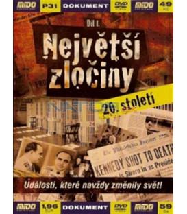 Největší zločiny 20. stolet í (Crimes Of The 20th Century: Psychos / Assassinations) DVD
