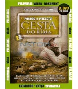 Pochod k vítězství - Cesta do Říma 3. DVD (Road to Rome)