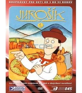 Jurošík 1 DVD