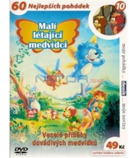 Malí létající medvídci 10 (The Little Flying Bears) DVD