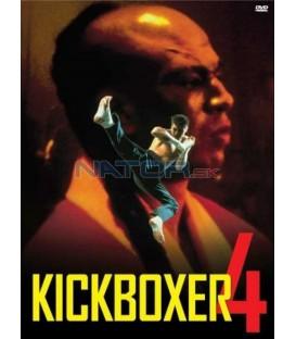 Kickboxer 4: Agresor (Kickboxer 4: The Aggressor) DVD
