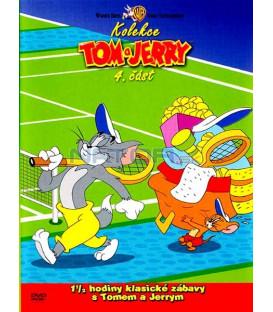 Tom a Jerry kolekce 4.část DVD (Tom & Jerrys Classic Collection 4)
