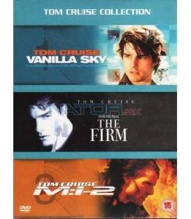 Tom Cruise kolekce Vanilkové nebe / Firma / Mission Impossible 2 3-DVD
