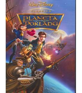 Planéta Pokladov (Treasure Planet)