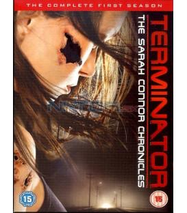 Terminátor: Příběh Sáry Connorové: Kompletní 1. série 3 DVD