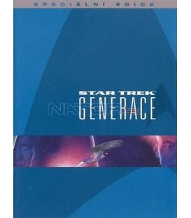 Star Trek VII. - Generace S.E. 2DVD (Star Trek: Generations)